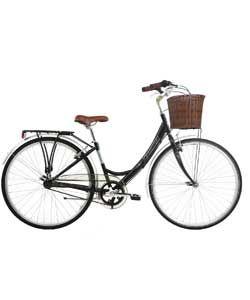 Buy Kingston Mayfair 16 Inch Frame Hybrid Bike Black Ladies At Argos Co Uk Your Online Shop For Men S And Ladies Bikes City Bike Hybrid Bike Womens Bike