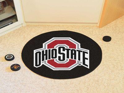 Ohio State Puck Mat Floor Rugs Mat Rugs Ohio State