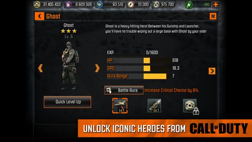 call of duty heroes download ios