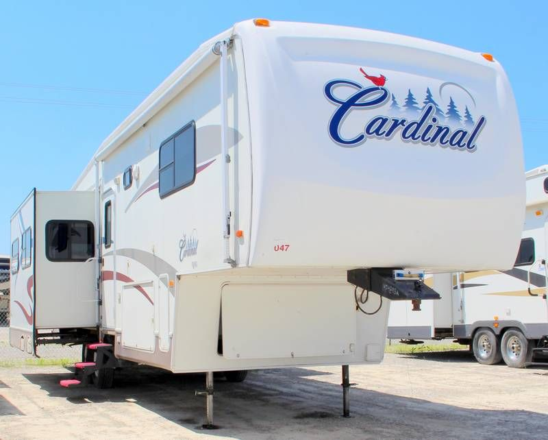 2004 Forest River Cardinal 33lx For Sale Davenport Ia Rvt Com Classifieds Forest River Camping World Rv Cardinal