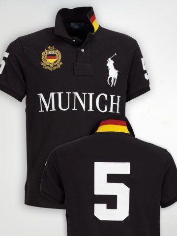 Ralph Lauren City Polo Munich