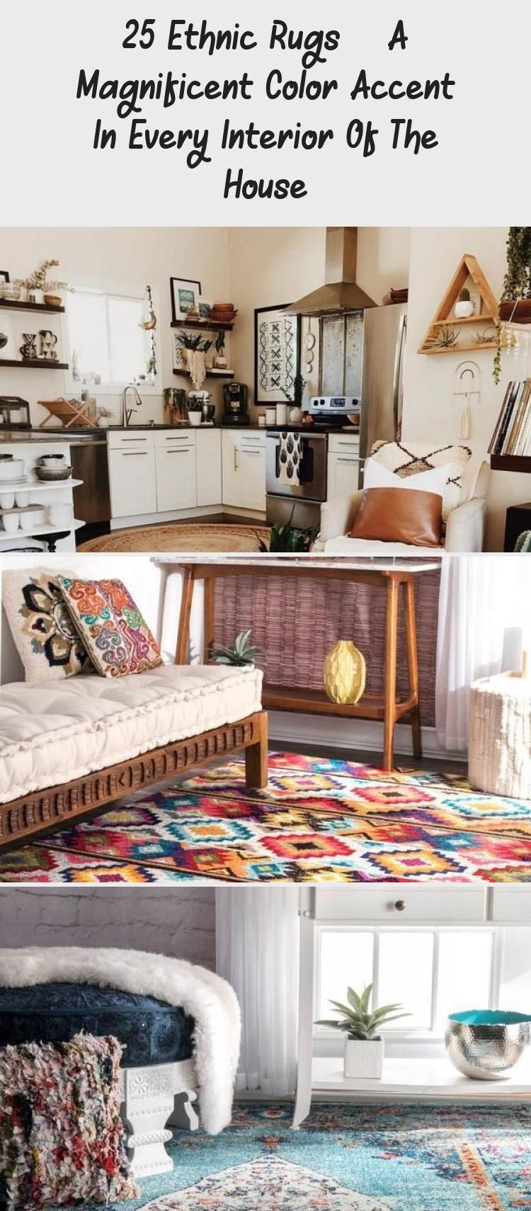 Carpets Have Long Become An Important Decorative Detail In Any