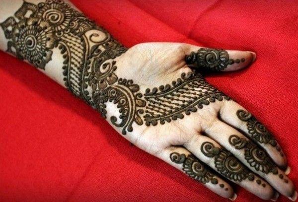 Free Download Mehndi Designs For Hands Pdf Arabic Bridal Indian