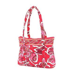 Medium Quilted Paisley Print Tote Handbag Choice Of Colors Arel