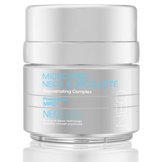 Neocutis Micro Firm Neck Amp Decollete Rejuvenating Complex Neocutis Neck Firming Dry Skin Care
