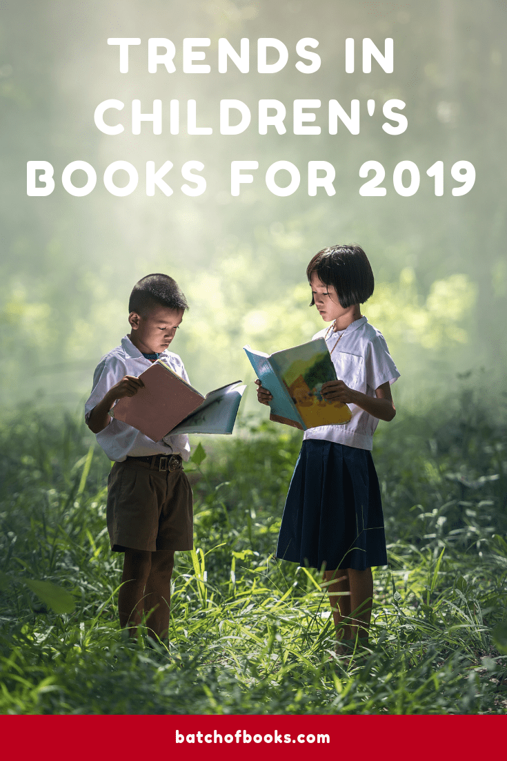 2019 Trends in Children's Books and Middle Grade Books is part of Picture book, Middle grade books, Grade book, Reading, Independent readers, Books to read - From time travel to unique bedtime stories, here are the 2019 trends in children's books and middle grade books to watch for this year