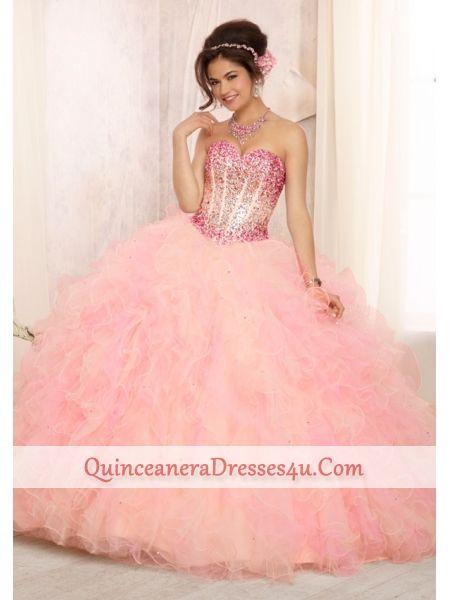 light pink quinceanera dresses 2014 | Light Pink 15 Dresses 2014 ...