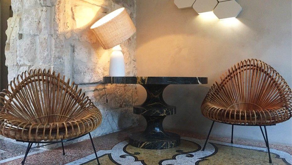 l 39 h tel du clo tre arles par india mahdavi salle. Black Bedroom Furniture Sets. Home Design Ideas