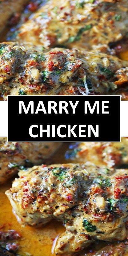 >>> MARRY ME CHICKEN