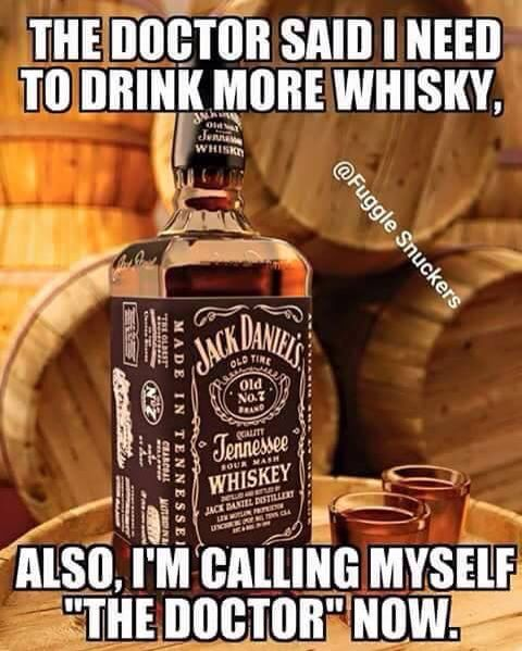 JD Meme By, Fuggle Snuckers. | whiskey | Alcohol humor ...