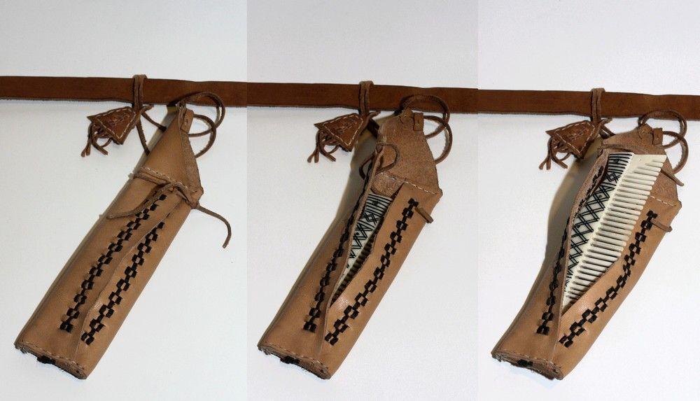 Birka Weaving comb Replica