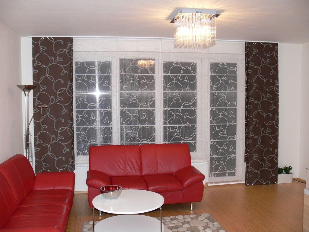 vorhang ideen wohnzimmer  moderne architektur einfamilienhaus  Vorhnge wohnzimmer Wohnzimmer