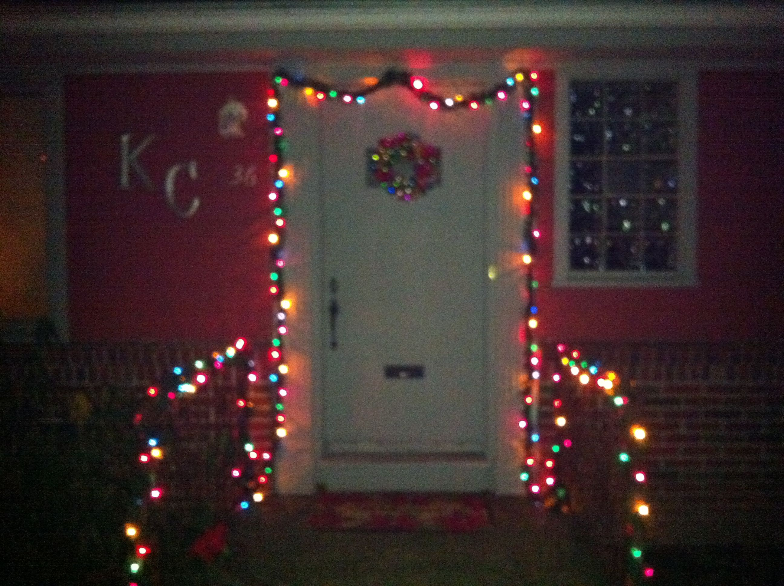 loved my entry over the holidays.