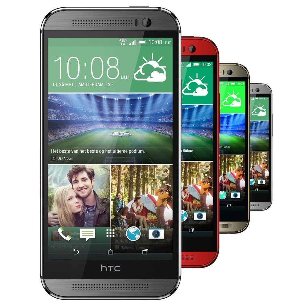 HTC 6525 One M8 WiFi Verizon Wireless 32GB 4G LTE Android