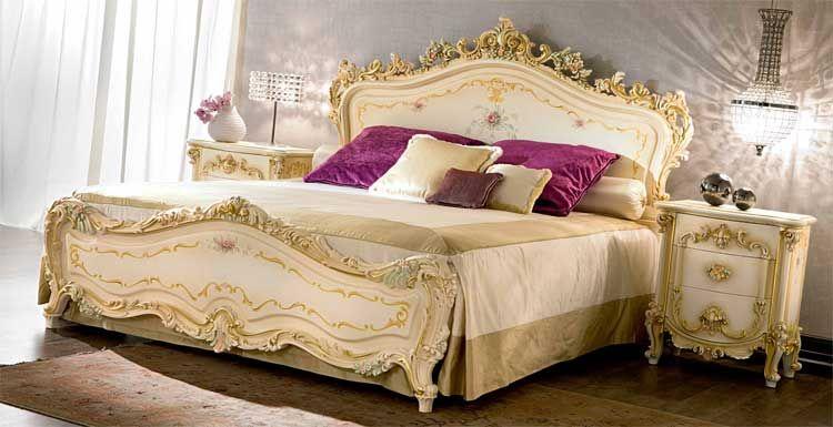 Victorian Bedroom Igea 2 Furniture