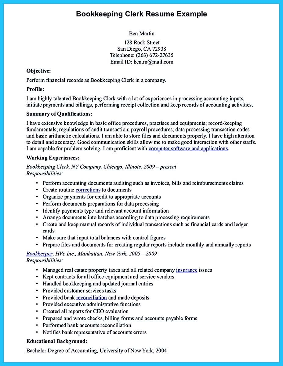 Pin on Resume Sample Template And Format | Pinterest | Data entry ...