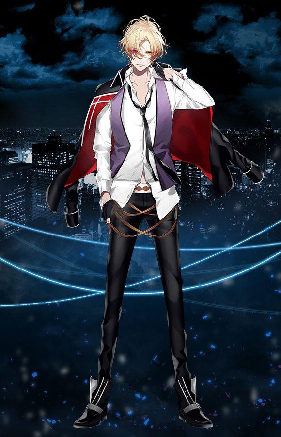 ตัวละคร [Thanatos คืน] เว็บไซต์อย่างเป็นทางการ | Anime Boys | Pinterest