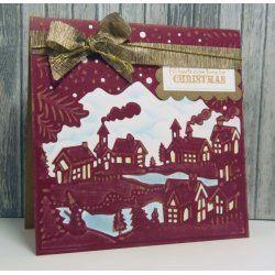 Create a Card Christmas - September 2014 - Crafter's Companion Portfolio