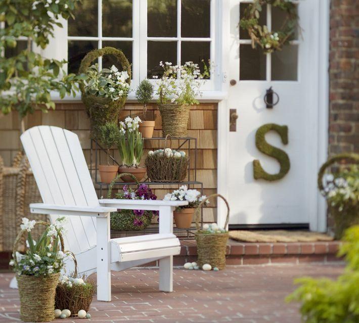 Front Door Pottery: For The Home: Garden & Flowers
