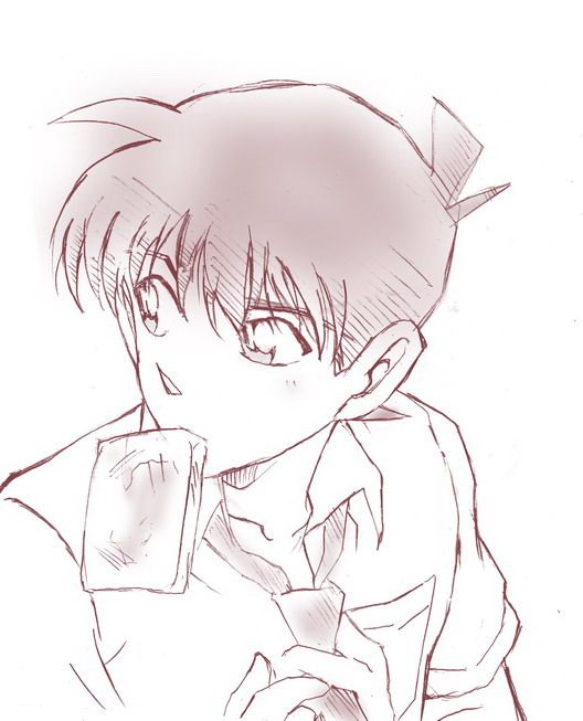 Kudou Shinichi Anime