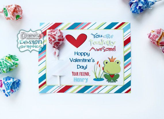 You Are Toad Ally Awesome Frog Happy Valentine S Day Personalized