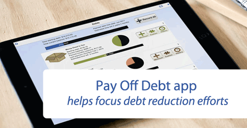 Pay Off Debt by Jackie Beck App for Apple & Android