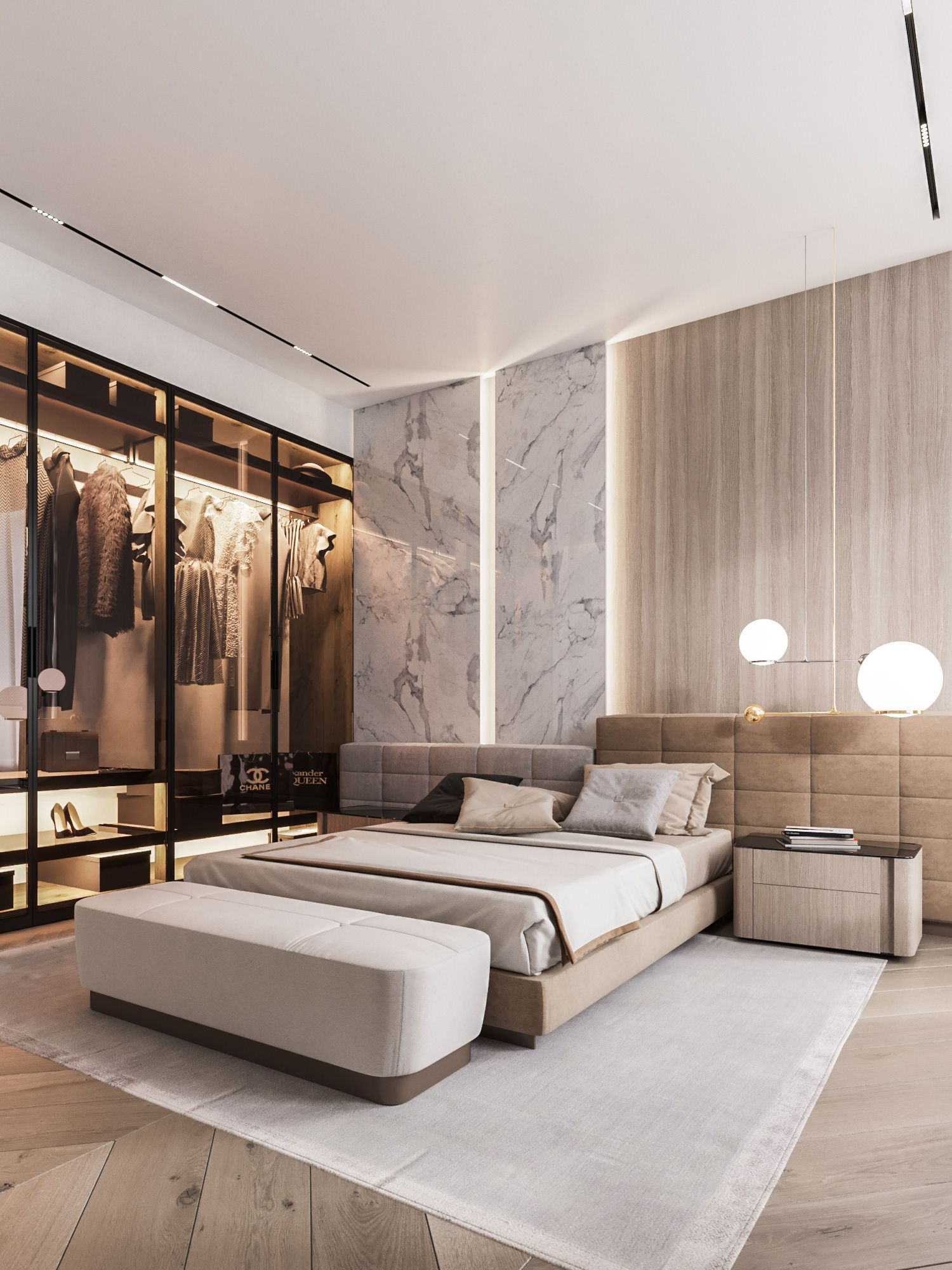 Before Starting Your Next Interior Design Project Discover With Luxxu The Best Modern Furniture And Li Luxurious Bedrooms Luxury Bedroom Design Bedroom Design