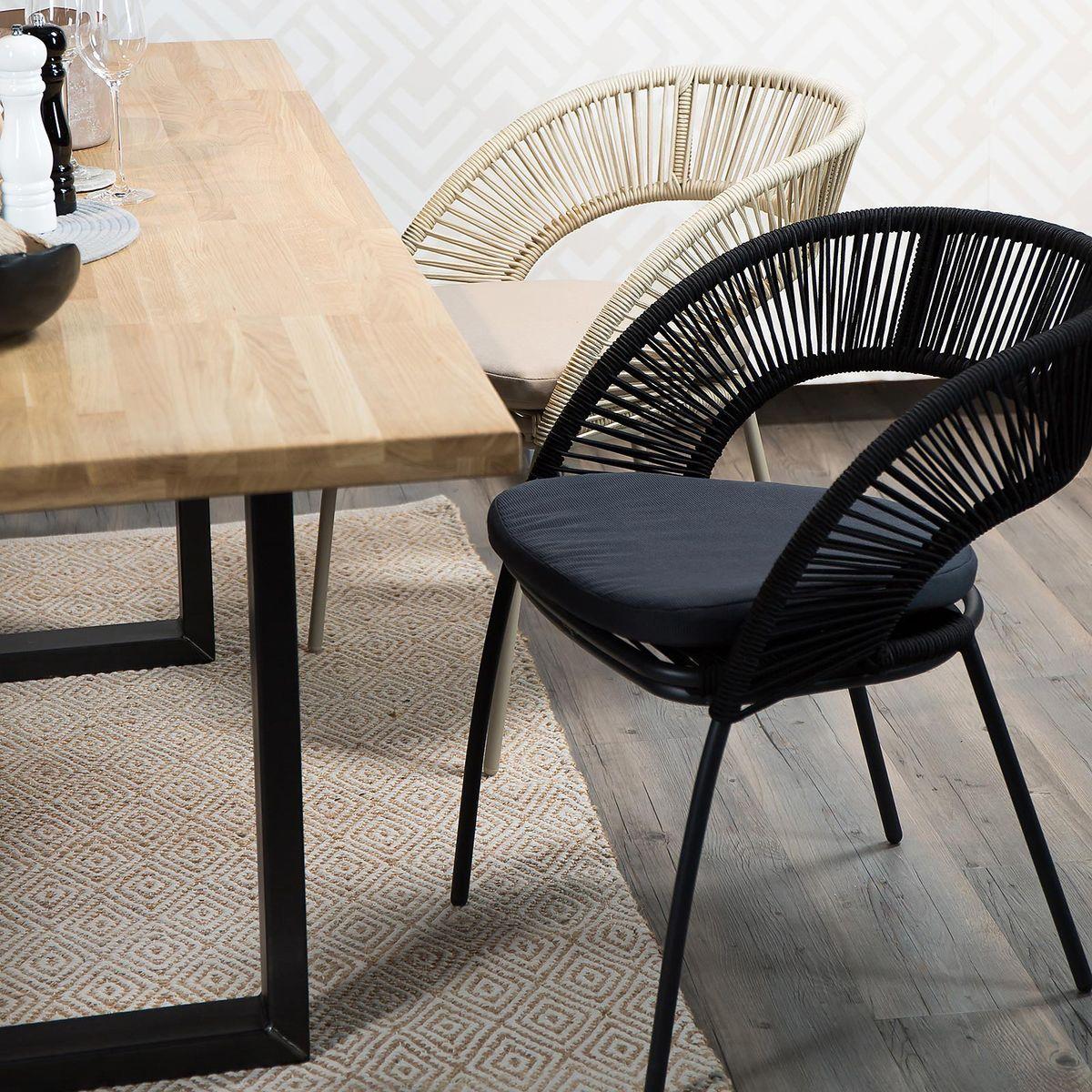 RopeDepot 100€Wish Und Stuhl List StühleSchwarz Hocker ulJcTK351F