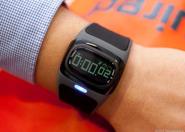 Mio Unveils Special Hearttracking Watch Alpha At MWC 2013 Mio
