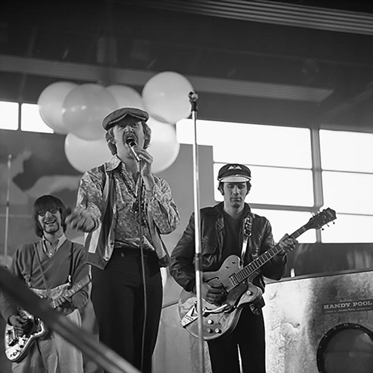 Bonzo Dog Doo Dah Band - 'Fanclub' dutch Tv - June 7 1968