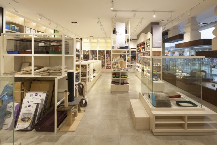 Pampered Petz Pet Store By Rptecture Architects Sydney Australia Retail Design Blog