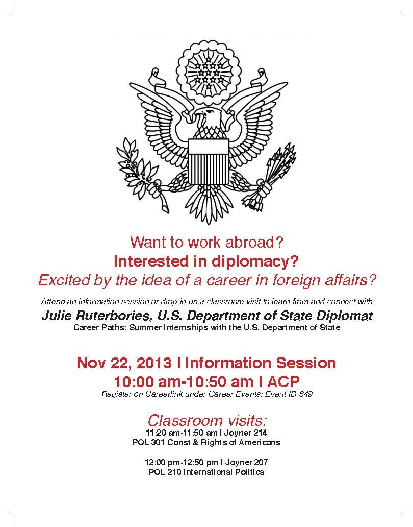International Admissions International Affairs