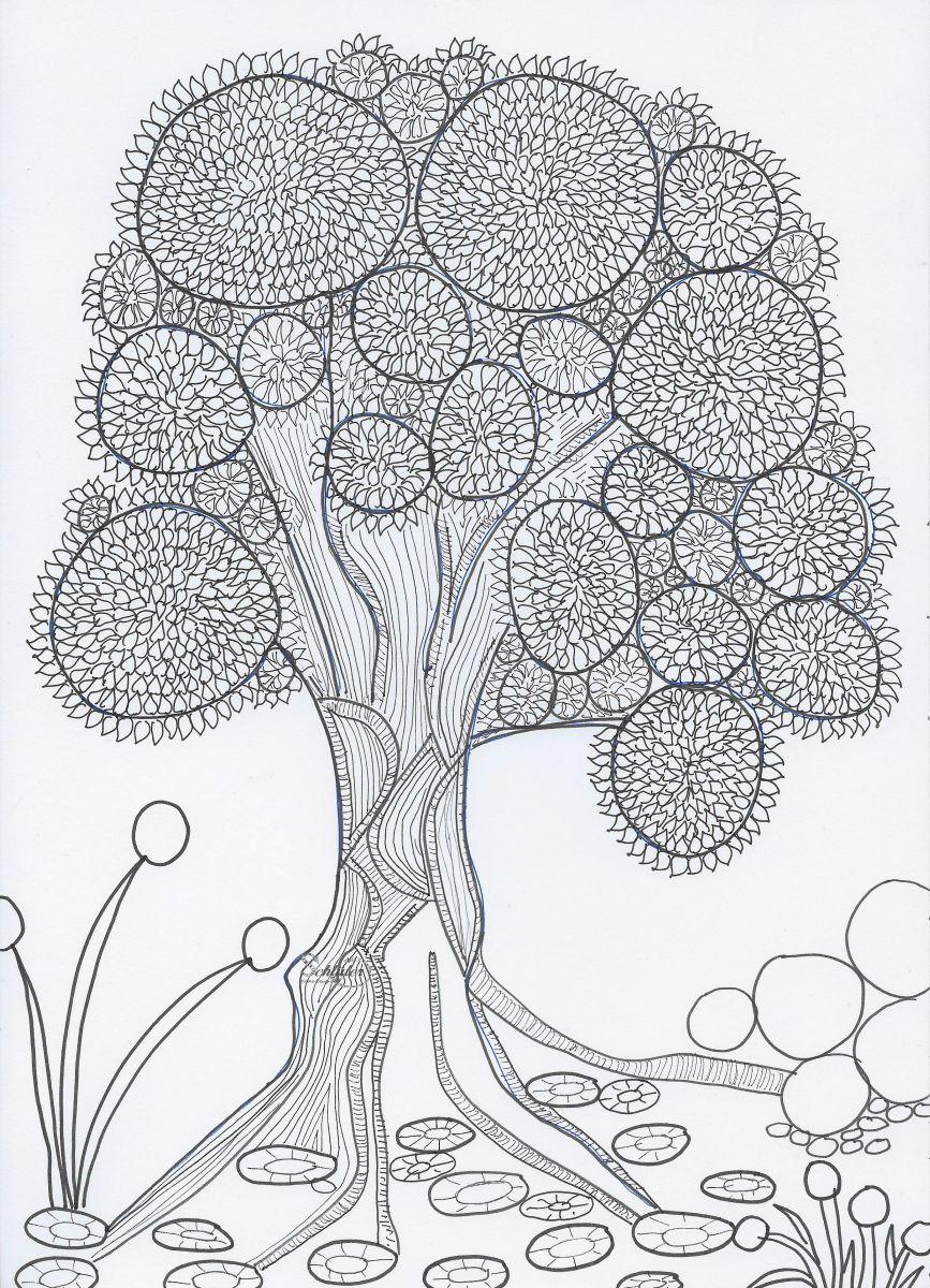 Zeichnung Der Baum Schwarz Weiss Zeichnungen Schwarz Weiss Zeichnungen Schwarz Weiss