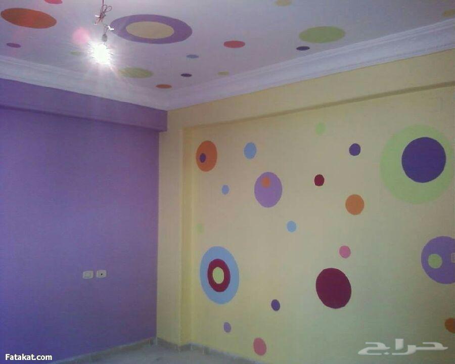 معلم دهانات جوتن تنفيذ جميع أنواع الدهانات Home Decor Decals Home Decor Decor
