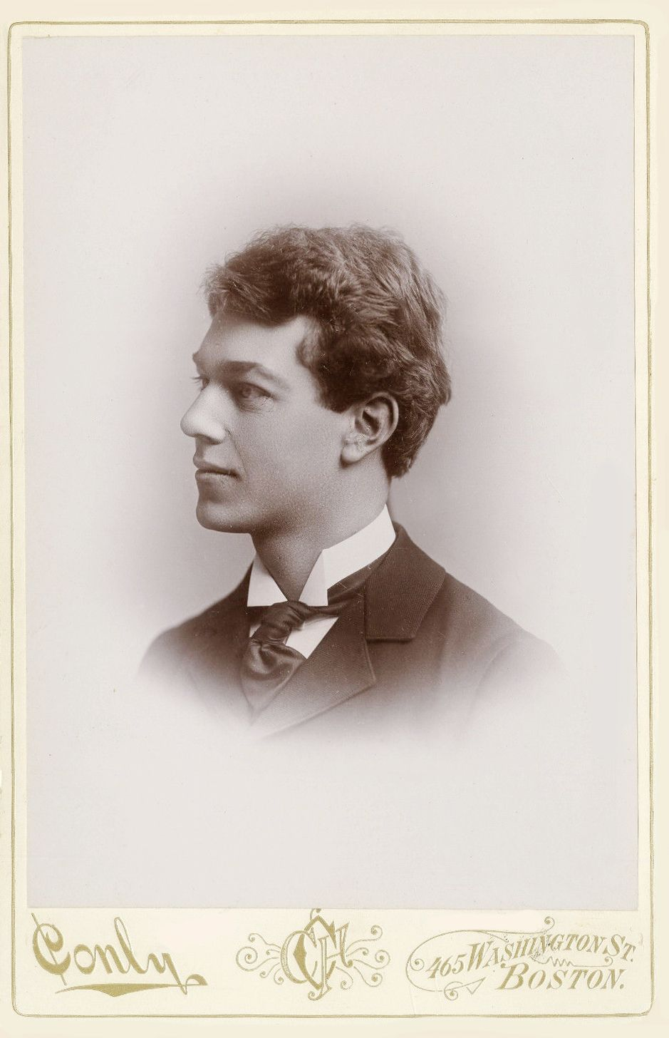 William Henry Goodrich 1894 Boston, Mass.