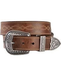 Ariat Fatbaby Distressed Leather Belt