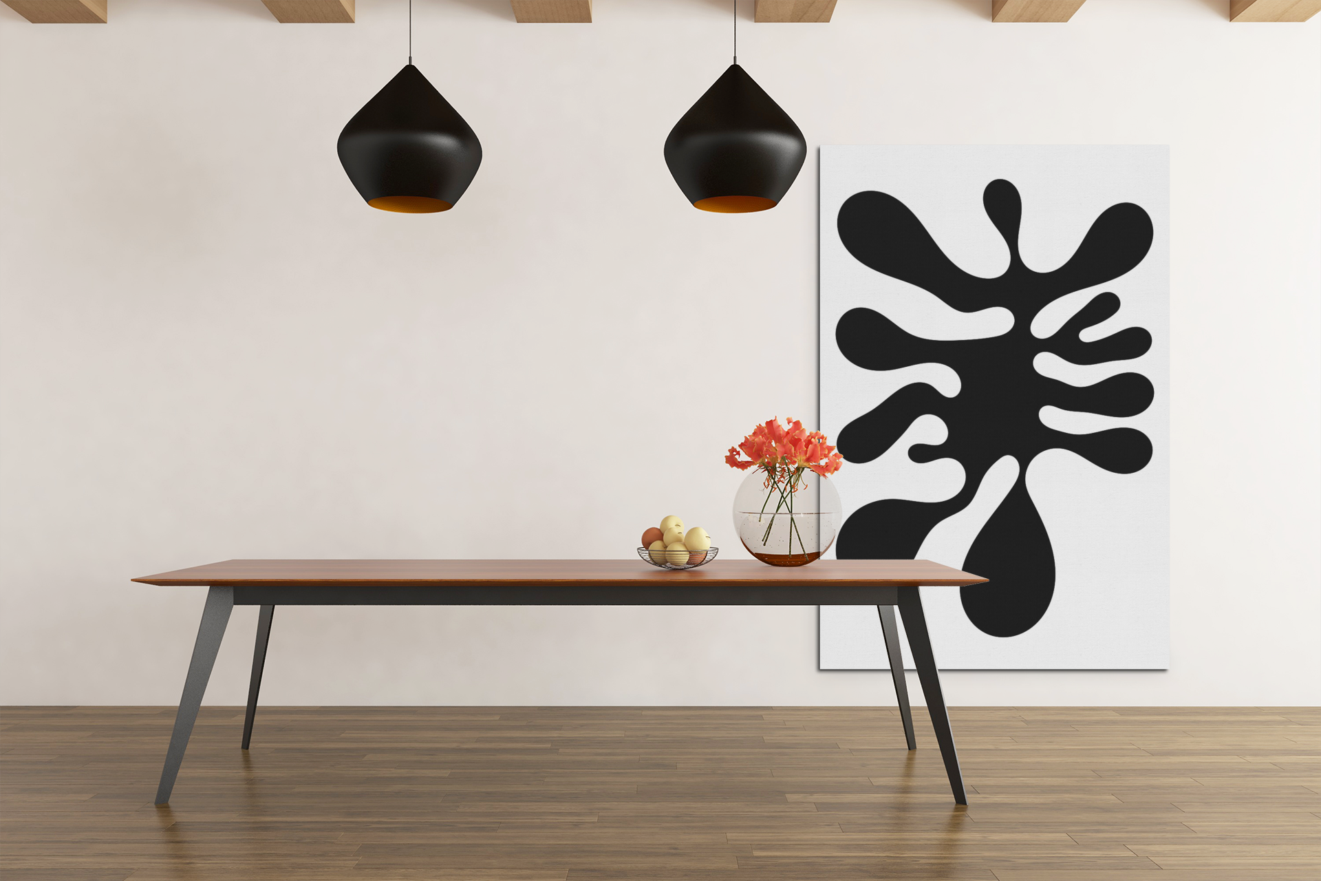 Abstract Wall Art Organic Shapes Nature Art Matisse Inspired Wall Decor Printable Art Art Print Downloadable Design Digital Download Abstract Wall Art Printable Art Wall Decor