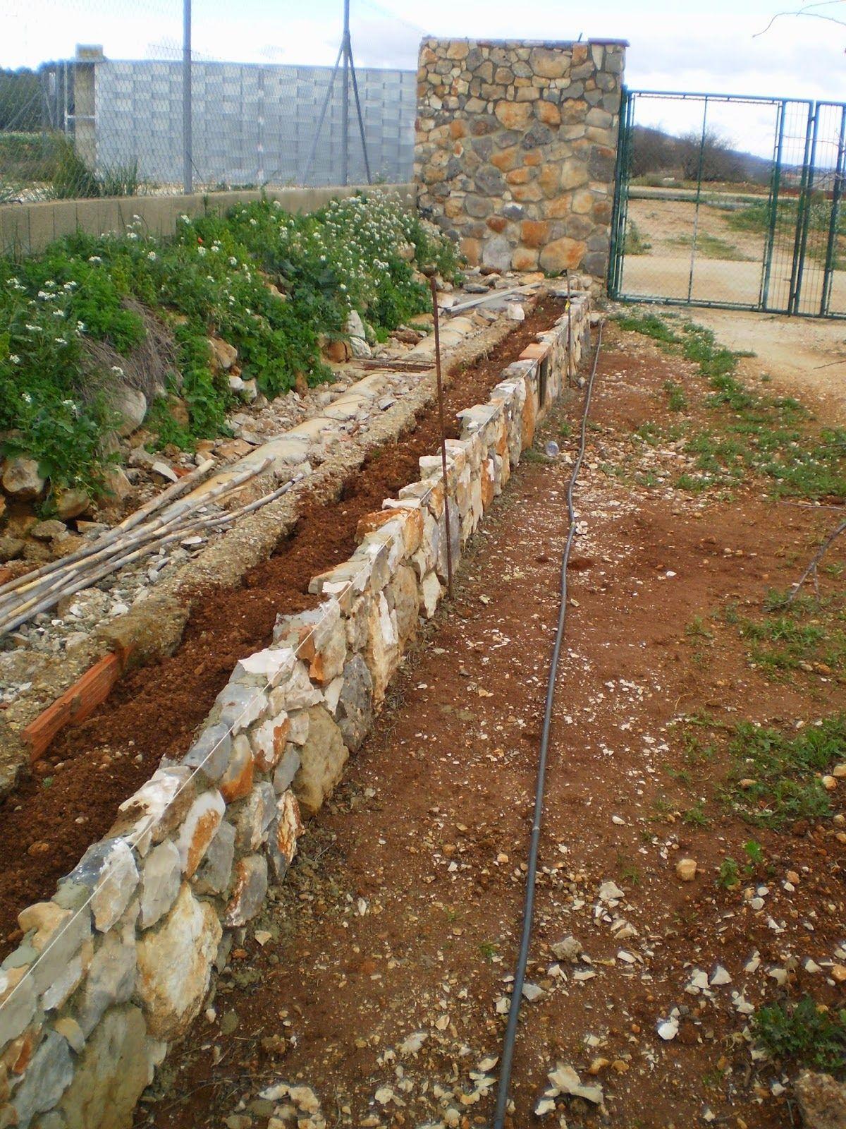 37++ Construir muro de piedra natural ideas