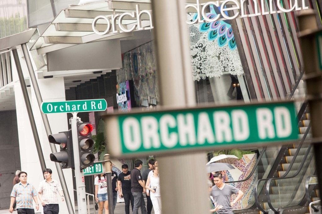 A Guide To Shopping On Orchard Road Singapore Orchard Road Singapore Orchard Singapore Singapore