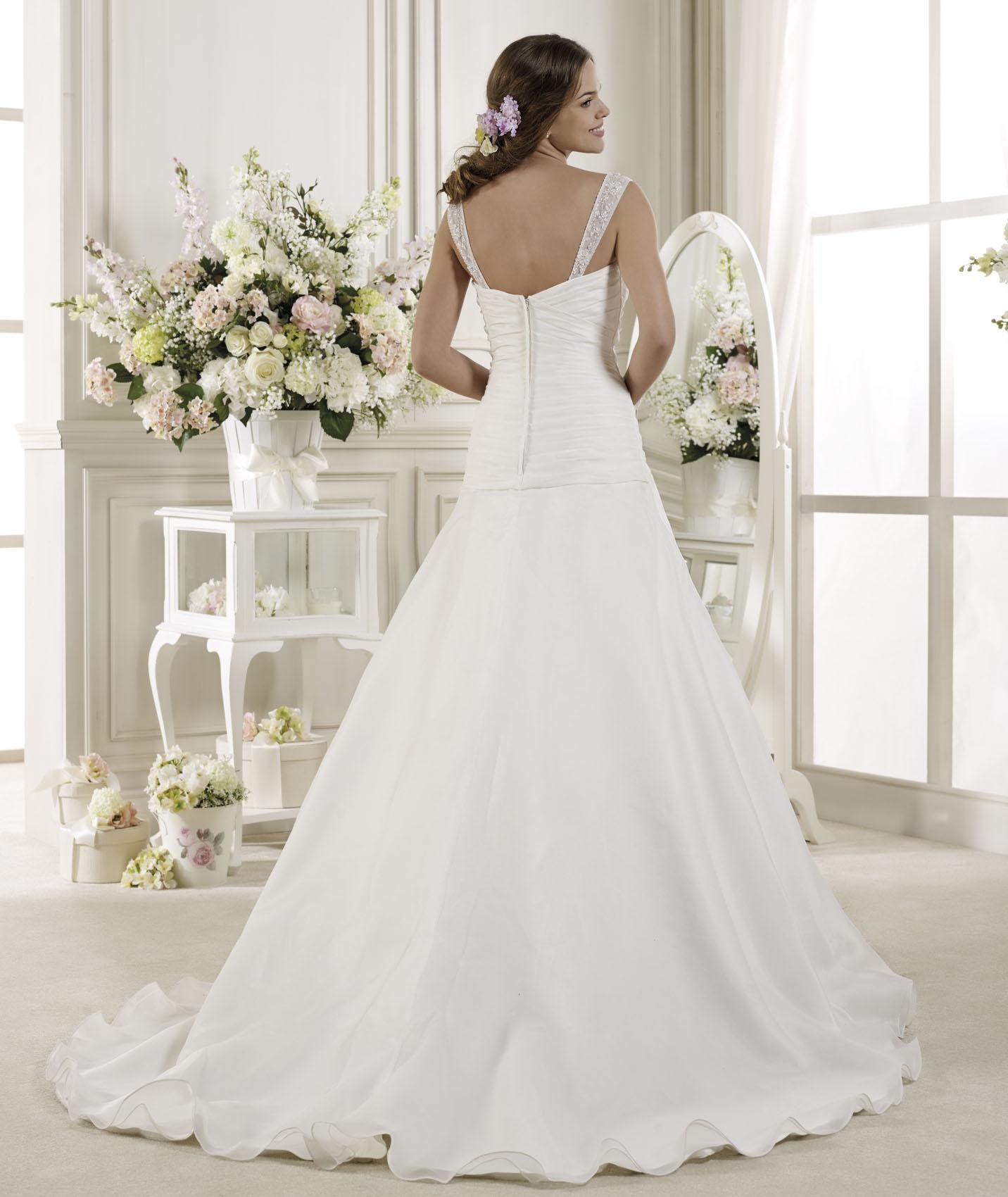 Wedding Dress Colet  COAB14055IV 2014