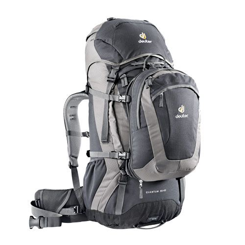Deuter Quantum 55 10 Travel Backpack - coming soon to a traveler heading to Europe and China this Summer. Yes, i'm speaking of me of course.