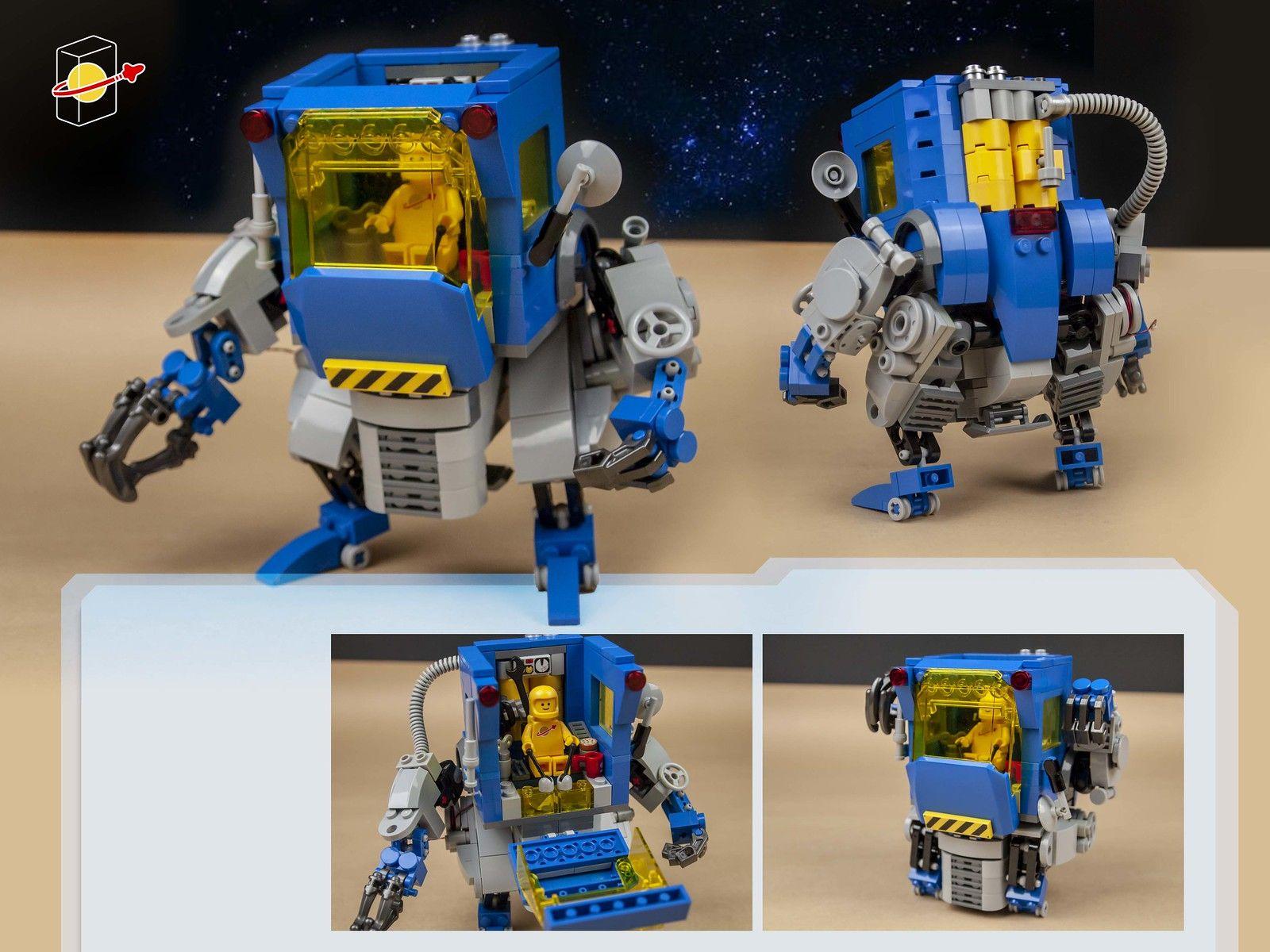 Lego Classic Space X Box Classic Lego Lego Custom Minifigures Classic Space