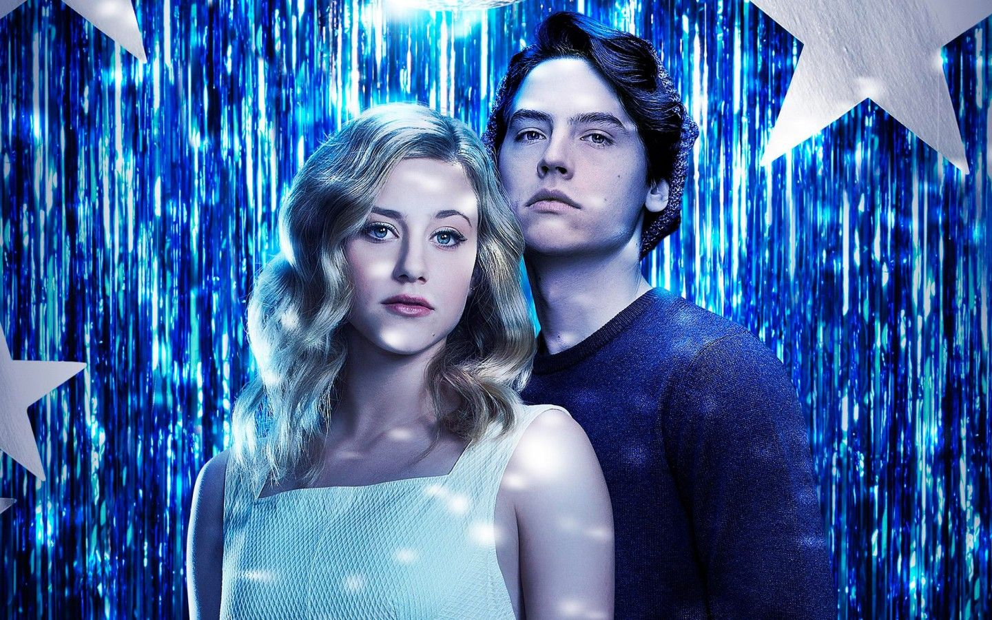 Cute Riverdale Wallpapers Desktop Background Betty And Jughead Cole Sprouse Lili Reinhart