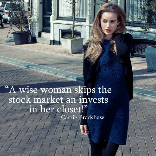 quota wise woman skips the stock market and invests in her