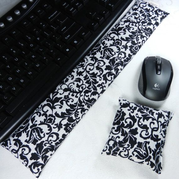 Computer Keyboard Wrist Rest and optional Mouse Wrist от jodikay