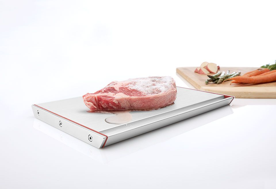 Premium innovative defrosting tray graduation gifts for