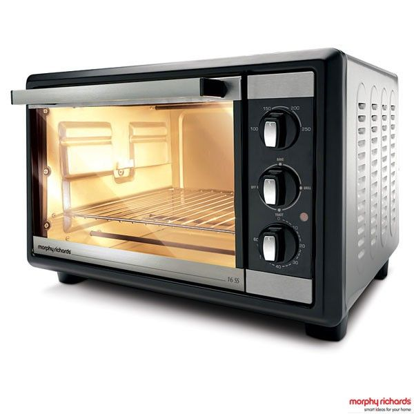 Morphy Richards 16 Ss Litre Oven Toaster Grill
