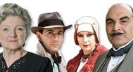 Agatha sleuths, Miss Marple, Tommy and Tuppence, Poirot