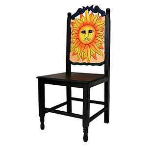 Carved Chairs for Your Hacienda #blog #home #new