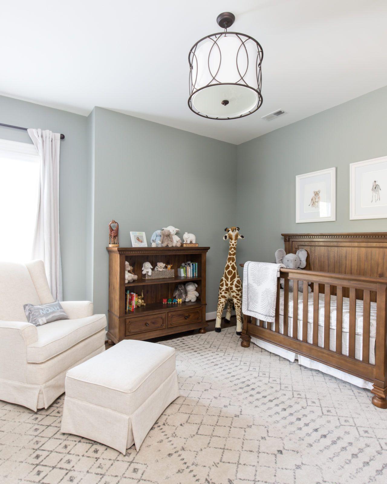 We love light nursery paint colors! shop nursery ideas for